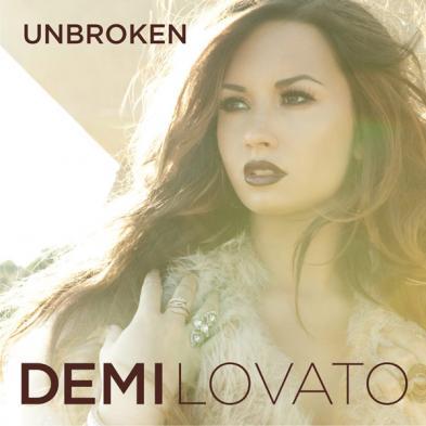 Demi Lovato 2011 Album on Demi Lovato Album Cover 393x393